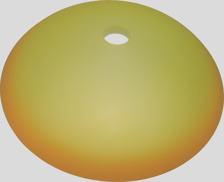 lampenschirm aus glas f r e 27 durchmesser 40 cm tenor orange. Black Bedroom Furniture Sets. Home Design Ideas