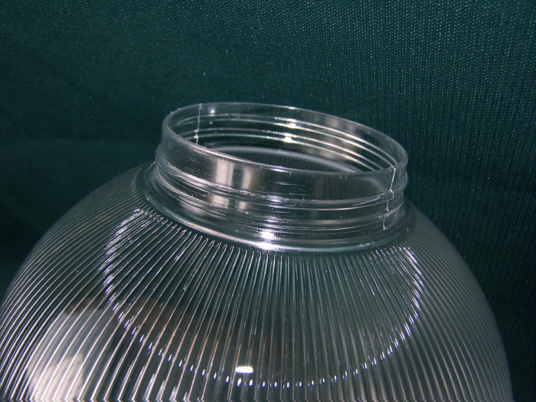 Lampenschirm kugel glas dekoration ideen